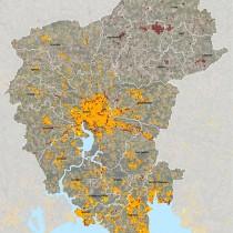 Pays de l'Odet - Bâti cadastral
