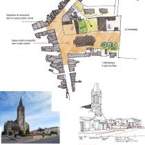 La Chevrolière - Étude prospective du centre bourg